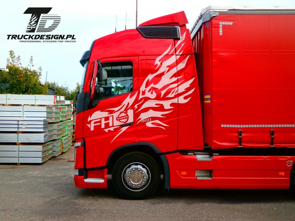 Truckdesign Pl Naklejki Na Samochody CiĘŻarowe Oklejanie